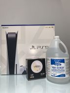 Playstation5 Draw Entry - (One Ticket) - $25.00 Purchase Required or 5.00 Donation To Habitt for Humanity